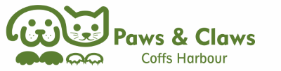 Paws n Claws Coffs Harbour Logo